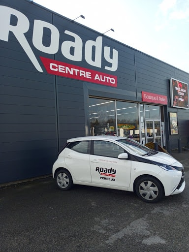 Photo Centre Auto Roady Perreux